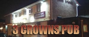 Three Crowns Pub