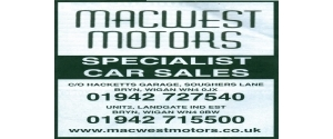 Macwest Motors