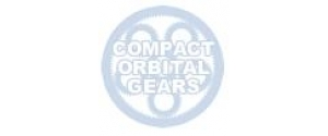 Compact Orbital Gears