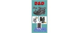 D&D Shoe Repairs and Security Centre
