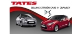 Tates Citroen Crawley