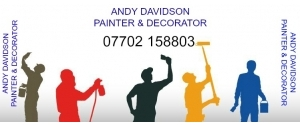 Andy Davidson - Painter & Decorator