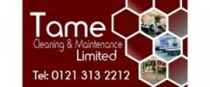 Tame Cleaning and Maintenance