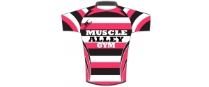 MUSCLE ALLEY GYM