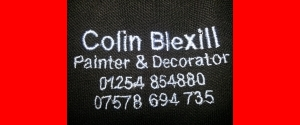 Colin Blexhill Painter & Decorator