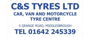 C&S Tyres Ltd