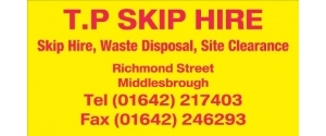 T.P Skip Hire