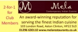 Mela Indian Restaurant