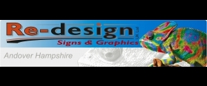 Re-design Signs & Graphics