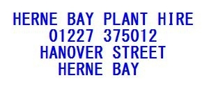 Herne Bay Plant Hire