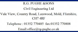 R.G PUGHE AND SONS