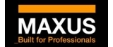 Maxus built for professionals