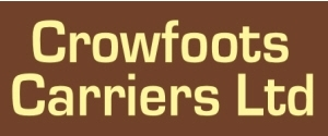 Crowfoots Carriers