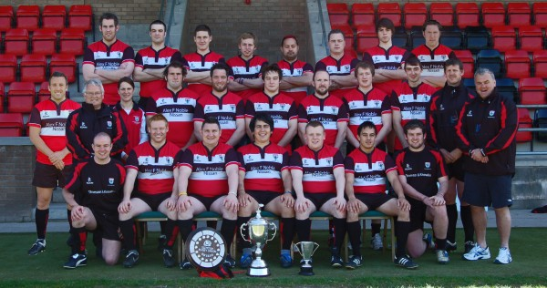 National Shield Winners, Murrayfield, 14 Apr 2011
