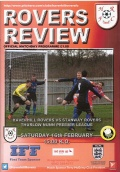 Haverhill Rovers 0 Stanway Rovers 2 - 16/2/2013 still
