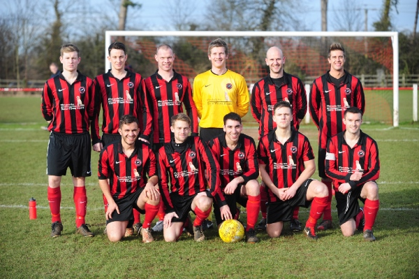 BARROW TOWN FC 2012/13 