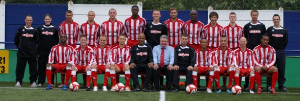 ROMULUS FC 2011-12