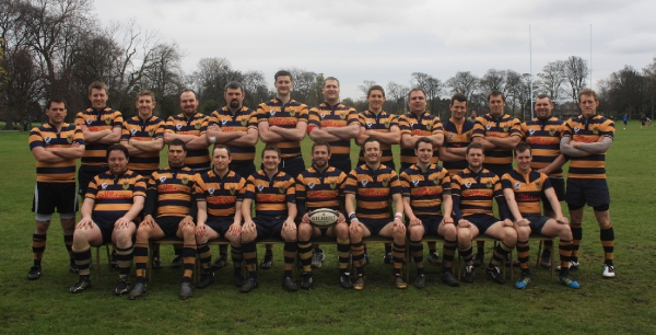 Edinburgh Northern RFC 1st XV 2011-2012