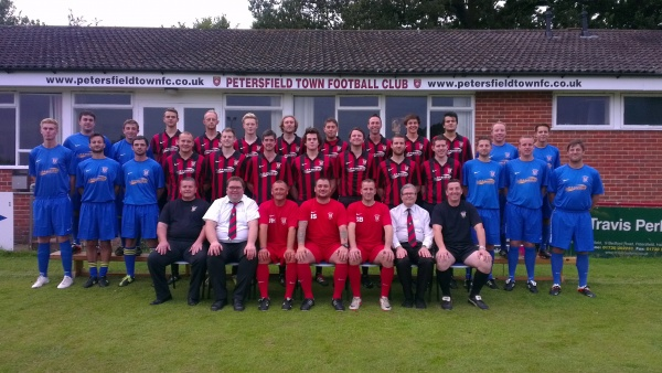 Petersfield Town Football Club. 