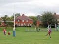 Westgate Wolves v Ackworth Jaguars (away 24 Sep 11) still