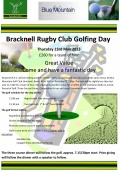 BRFC Golf Day - 23rd May 2013