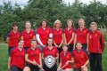 Ladies 1st Team Photo still