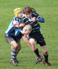 Mumbles v Swansea Uplands (Under 14's) still
