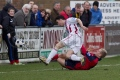 Eastbourne Borough FC (0) v Farnborough FC (1) 09.03.13 © Jane Stokes (DJ Stotty Images) For more photographs visit www.djstottyimages.com still