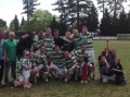 ALPHA BEAT KEDDERMISTER ROVERS 5-1 TO LIFT THE JOHN CHAMBERLAIN CUP