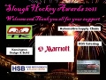 2012 Awards Night Winners slide deck still