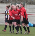20130414 - Teversal FC Ladies v Notts County LFC Development still
