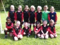UNDER 8S DEVELOPMENT TEAM 2012/13 still