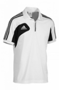 Polo Shirt Adult White
