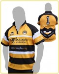 BESPOKE MERTON HOOPED SHIRT *ORDER BY CONTACTING merchandise@mertonrugby.org