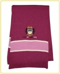 MERTON PINK SCARF *LIONS ONLINE SHOP