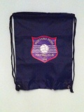 Worthing Town Drawer String Bag