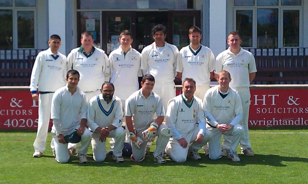 Usman Alam, Richard Hoddinott, Danny Halstead, Sean Graves, James Law, Oliver Austin