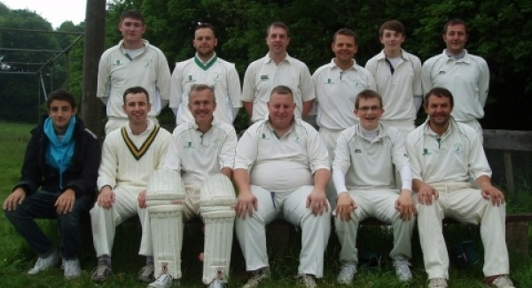 C.Williams S.Hogan M.Birkby R.Morton (Vice Captain) K.Coxall N.Smith