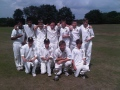 Under 15 Bradford League Winners 2011 still