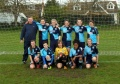 Under 16s Cup Winners still