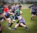 Ash vs Gillingham Anchorians. Kent Vase Semi Final April 2012 still