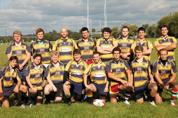Loughborough RFC 3rd XV 2012