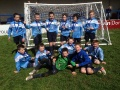 Magherafelt Sky Blues Under 11 League Cup Winners still