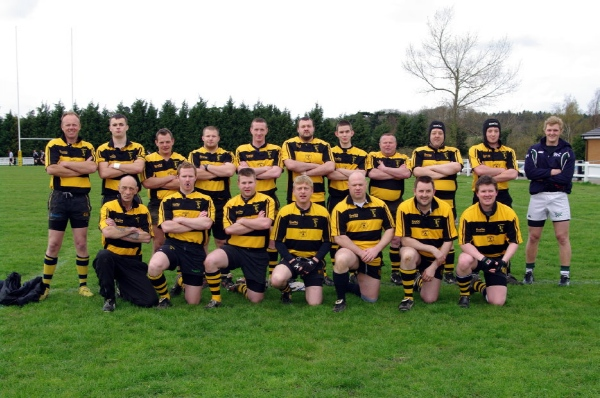 Back Row L-R