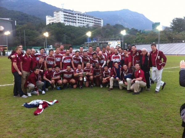 2012 Premiership A League Champions