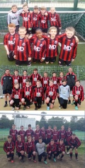 U10 Black, U13 Rovers & U16 United Cup Finals!