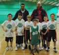 Giants Half Term Camp at the Ball Hall Feb 2013 still