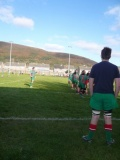 Nantymoel Youth v Aberavon Quins Youth  still