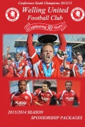 Sponsorship & Advertising Brochure 2013/14 Commercial  - Sponsorship & Advertising Brochure 2013/14