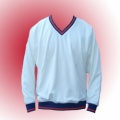 Modern style fleece lined cricket jumper - Long Sleeve.